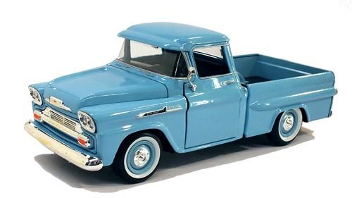 Motormax Redbox 1958 Chevrolet