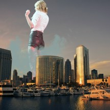 Taylor Swift Mega Giantess