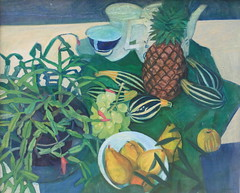 """Still life with Pineapple (60 x 50) • <a style=""""font-size:0.8em;"""" href=""""http://www.flickr.com/photos/93620332@N07/8617040979/"""" target=""""_blank"""">View on Flickr</a>"""
