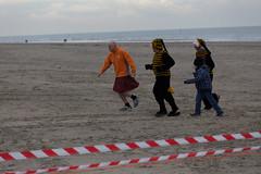 Knuffelduik Oostduinkerke 09/02/2013
