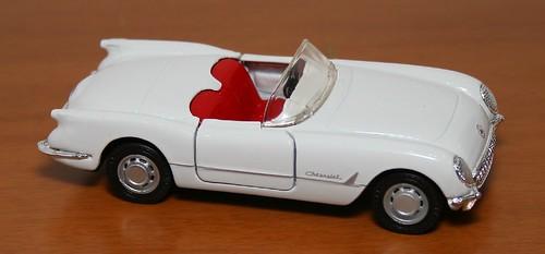 05 Maisto Corvette 1953
