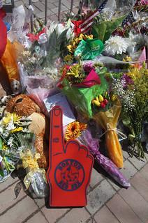 Boston Bombing Memorial