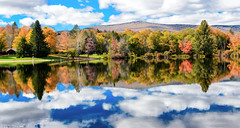 "Reflections of Vermont • <a style=""font-size:0.8em;"" href=""http://www.flickr.com/photos/19514857@N00/15778526292/"" target=""_blank"">View on Flickr</a>"