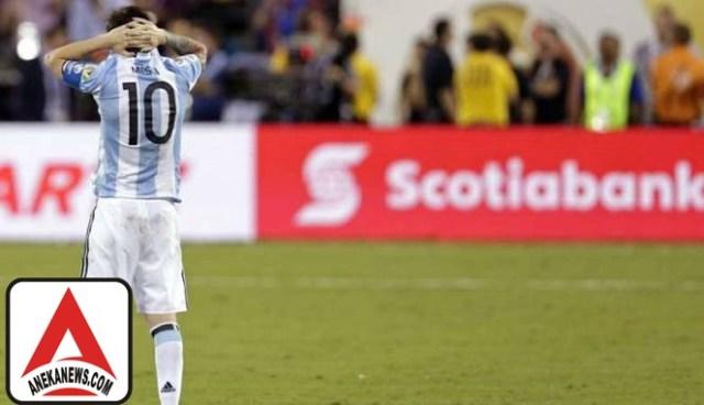 #Bola: Messi Berlatih Bersama Timnas Argentina