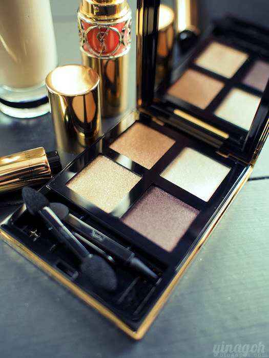 YSL Pure Chromatics 20 Eyeshadow Palette