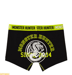"""Monster Hunter Briefs 11 • <a style=""""font-size:0.8em;"""" href=""""http://www.flickr.com/photos/66379360@N02/8692566452/"""" target=""""_blank"""">View on Flickr</a>"""