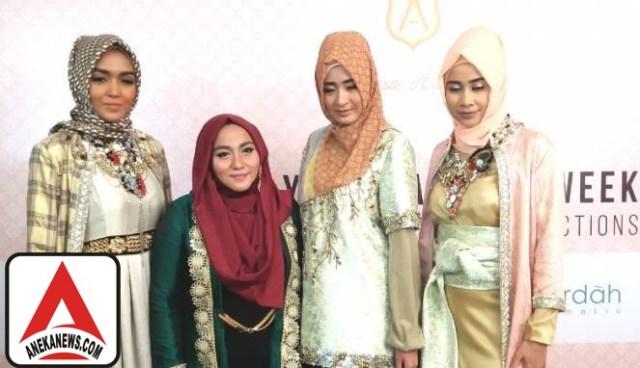 #Style: Ikut NYFW, Anniesa Hasibuan Usahakan Pakai Model Indonesia