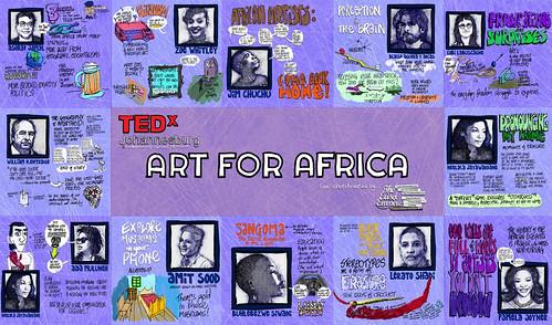 TEDxJOHANNESBURG -- Art For Africa