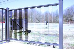 Wahoo Glass Rail