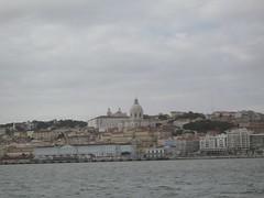 Premier aperçus de Lisbonne