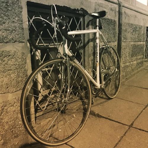 Mein neues #Rad von #Battaglin ist ein Traum!  #Rennrad #Fahrrad #Italien #bike #Italy
