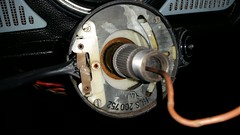 Old Turn Signal Switch