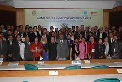 Global Peace Leadership Conference India 2014 Group