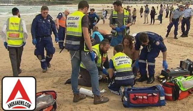 #News: Tujuh Pelajar Indonesia Tenggelam di Pantai Bondi Sydney