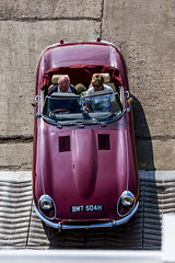 Jaguar Type E - Onboarding