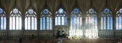 """Chapter House panorama • <a style=""""font-size:0.8em;"""" href=""""http://www.flickr.com/photos/96019796@N00/16238718138/"""" target=""""_blank"""">View on Flickr</a>"""