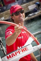 """MAPFRE, EN LA VOLVO OCEAN RACE./ MAPFRE, IN THE VOLVO OCEAN RACE. • <a style=""""font-size:0.8em;"""" href=""""http://www.flickr.com/photos/67077205@N03/16048314341/"""" target=""""_blank"""">View on Flickr</a>"""