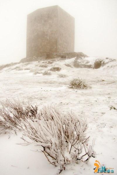 Neve na Cidade da Guarda - janeiro - 2015-59