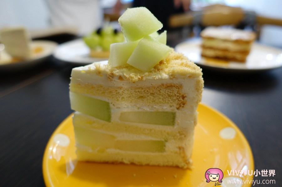 [桃園.美食]Hidden Dream 嚐夢甜點.冰櫃內滿滿甜點的幸福感~桃園夜市旁巷弄內隱藏蛋糕 @VIVIYU小世界
