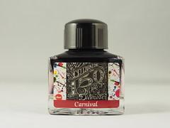 Diamine 150th Anniversary Carnival - Close Up