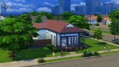Les Sims 4 Mode achat / Construction