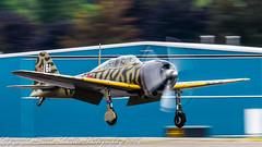 Jason Muszala landing