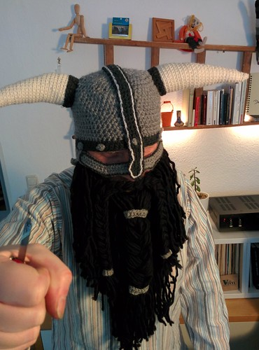 "Wikingerhelm Passformkontrolle • <a style=""font-size:0.8em;"" href=""http://www.flickr.com/photos/92578240@N08/16388449875/"" target=""_blank"">View on Flickr</a>"