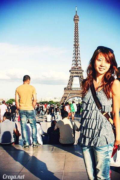 2016.10.09 | 看我的歐行腿| 艾菲爾鐵塔,五個視角看法國巴黎市的這仙燈塔 11