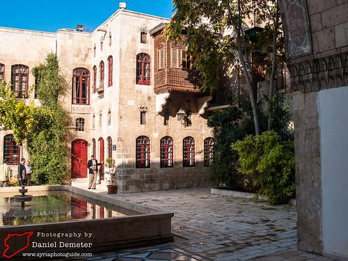 Aleppo  U2013 Old Houses  U062d U0644 U0628  U2013  U0627 U0644 U0628 U064a U0648 U062a  U0627 U0644 U0642 U062f U064a U0645 U0629