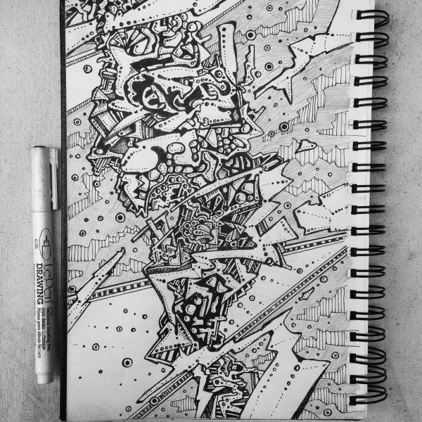 World' Of Patterns And Zentangle