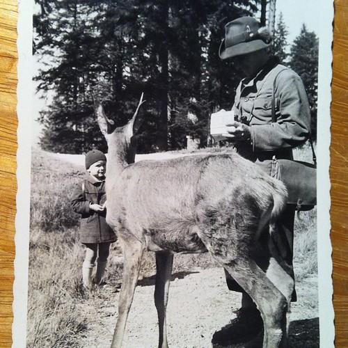 Papa, Bambi & Opa  #FamilieD