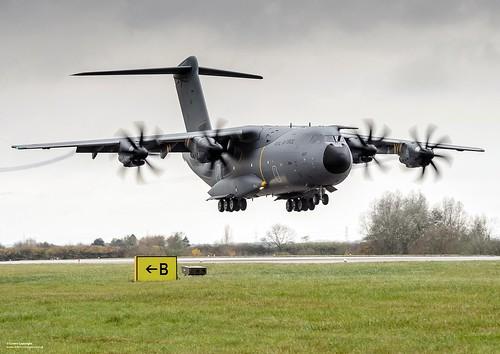 A400M+Transporter+Aircraft