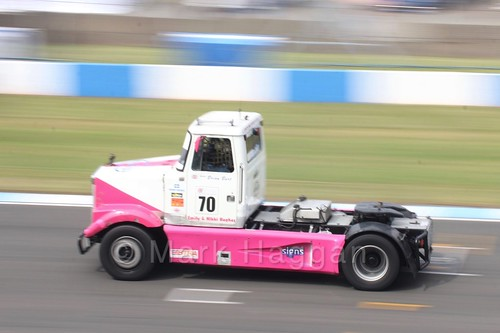 BTRA Class B race at Donington Park, July 2016
