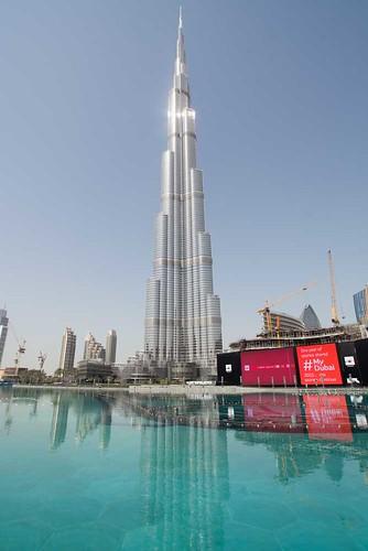 Le Burj Khalifa