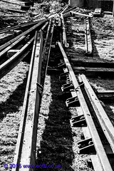 Disgarded Rail Tracks