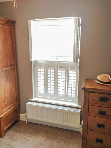 Tier-on-Tier Shutters Colchester, Essex
