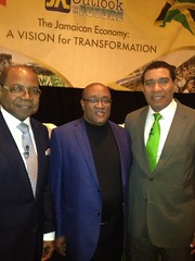 "Ron with Andrew Holness and Ed Bartlett • <a style=""font-size:0.8em;"" href=""http://www.flickr.com/photos/95310279@N08/16281227472/"" target=""_blank"">View on Flickr</a>"