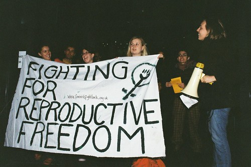Fighting For Reproductive Freedoms (Feminist Fightback)