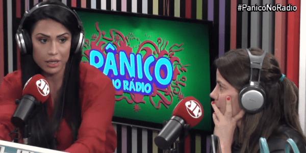 Gracyanne Barbosa diz que gosta de fazer sexo anal, mas Belo não