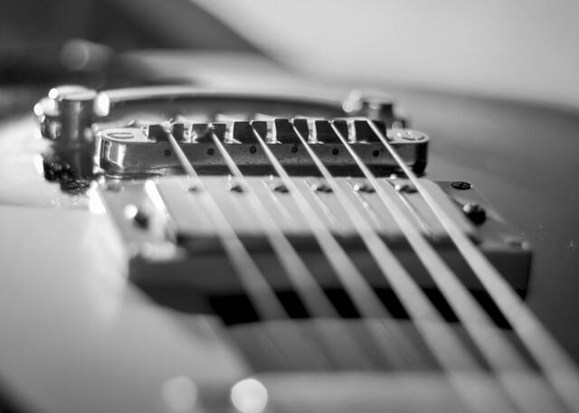 Les Paul strings