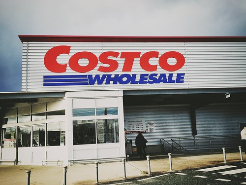 Today is all about...a trip to Costco