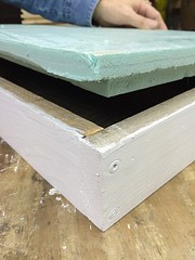 """Perfectly fitted insulation board <a style=""""margin-left:10px; font-size:0.8em;"""" href=""""http://www.flickr.com/photos/91024182@N04/16364493210/"""" target=""""_blank"""">@flickr</a>"""