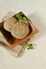 Sobagaki Buckwheat Dumpling/Pancake