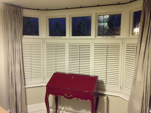Cafe Style Shutters in Bay, Colchester, Essex