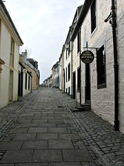 """Hill Street Looking South from Bridgegate (2003) • <a style=""""font-size:0.8em;"""" href=""""http://www.flickr.com/photos/36664261@N05/16443265677/"""" target=""""_blank"""">View on Flickr</a>"""