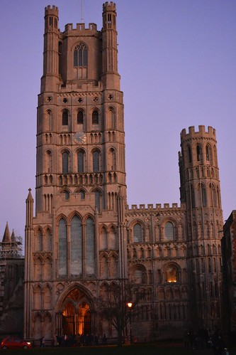 Ely's Cathedral Sylvianism Photo Album