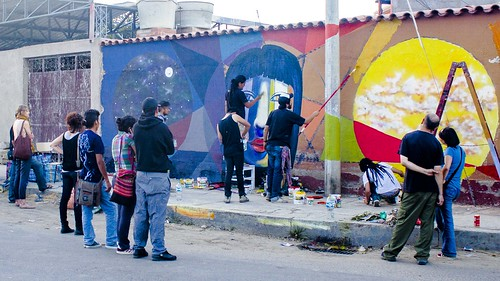 BAU 2013 Muro conjunto Nacionales-Internacionales