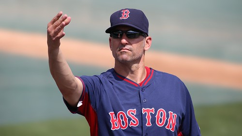 Torey Lovullo, Bench Coach