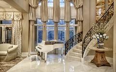 Villa Belle - main stair case