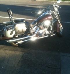 769 rdmenard tags honda motorcycle yamaha virago 535 1300 vtx bagger [ 768 x 1024 Pixel ]
